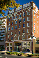 The Howe Hotel in Hot Springs Arkansas.