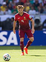 Miguel Veloso of Portugal
