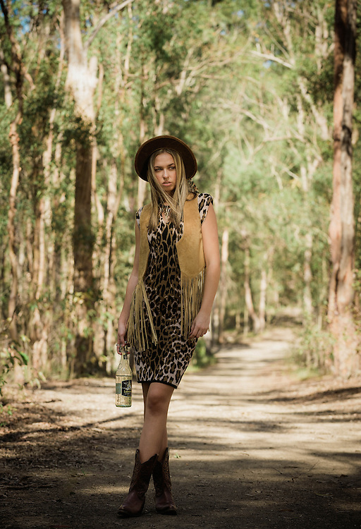 Anja from Mystique Model Management Photoshoot in Whites Hill Reserve, Brisbane, Queensland, Australia, Friday, March 18, 2016.<br />