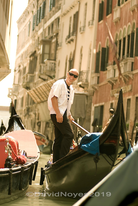 The profession of gondolier in Venice can be quite lucrative and only a limited number of licenses are granted after periods of training and apprenticeship. Gondoliers must past a comprehensive exam on Venetian history and landmarks, and possess foreign language skills along with being able to maneuver the gondola through the tight spaces of Venetian canals.