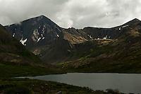 Symphony Lake, Alaska.