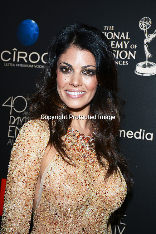 Lindsay Hartley attends The 40th Annual Daytime Emmy Awards on<br />  June 16, 2013 at the Beverly Hilton Hotel in Beverly Hills, California. <br /> photo by Robin Platzer/ Twin Images<br /> <br /> 212-935-0770