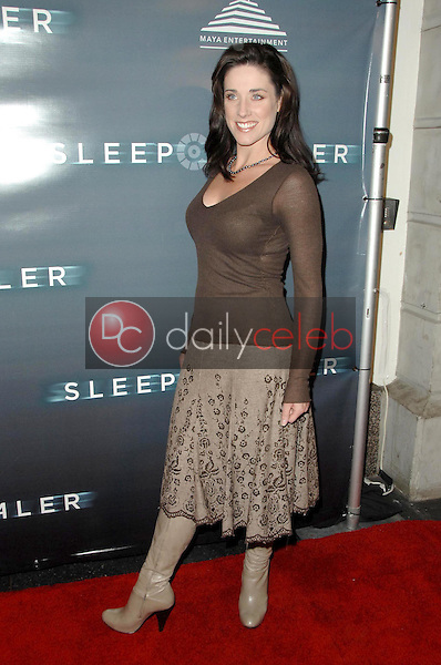 Danielle Petty<br />at the Los Angeles Premiere of 'The Sleep Dealer'. The Montalban, Los Angeles, CA. 04-15-09<br />Dave Edwards/DailyCeleb.com 818-249-4998