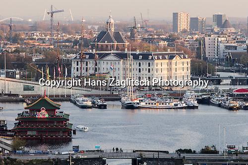 Scheepvaartmuseum, Schifffahrtsmuseum, Amsterdam