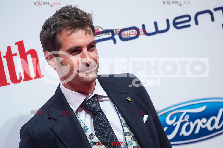 Alex Adrover attends to Men's Health awards 2017 photocall at Goya Theater in Madrid, Spain. November 20, 2017. (ALTERPHOTOS/Borja B.Hojas) /NortePhoto.com