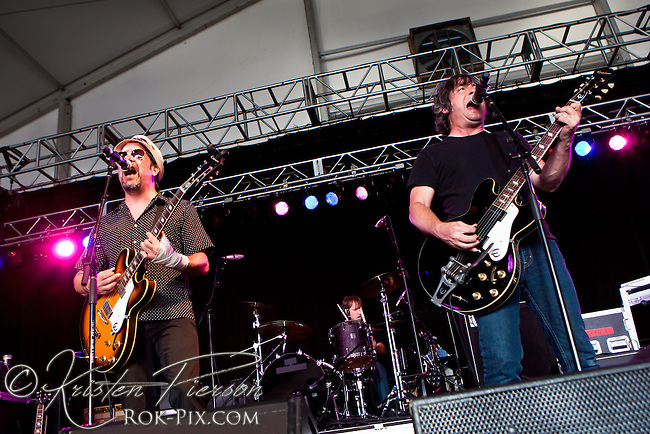 Fastball performs at Newport Waterfront Events August 4, 2013