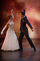 """London, UK. 04/12/11. """"Matthew Bourne's Christmas"""" is filmed at Ealing Studios. The show comprises extracts of ten of his finest works over his 25 year career. Picture shows an extract from """"Cinderella"""". Dancers are: Ashley Shaw and Neil Westmoreland."""