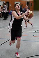Spielertainerin Claudia Konrad (Wallerstädten) - Wallerstädten 03.11.2019: SKG Wallerstädten vs. TV Groß-Gerau 2, Bezirksliga Darmstadt
