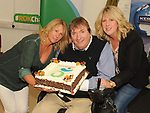 Gretta Murphy  and Eileen Keane  with IWA Service Coordinator Terry OÕBrien at the opening of the Irish Wheelchair Association new Community Centre at The Reeks Gateway, Killarney on Friday.   Picture: macmonagle.com