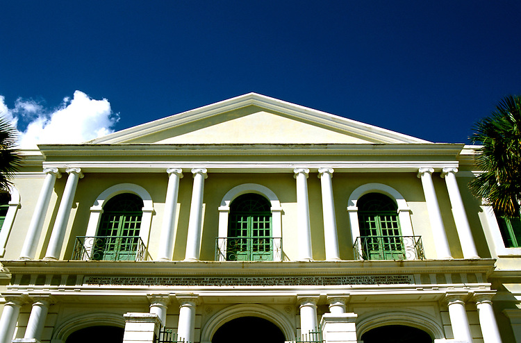 Caribbean, Puerto Rico, old San Juan architecture, Photo: crudaw104  .Photo Copyright: Lee Foster, (510) 549-2202, lee@fostertravel.com, www.fostertravel.com