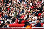 Happy Sunderland fans. Sunderland 2 Portsmouth 1, 17/08/2019. Stadium of Light, League One. Photo by Paul Thompson.