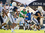 Mangum, Tanner 17FTB Prac 8-17 067<br /> <br /> 17FTB Prac 8-17<br /> <br /> BYU Football Fall Camp<br /> <br /> August 17, 2017<br /> <br /> Photo by Jaren Wilkey/BYU<br /> <br /> &copy; BYU PHOTO 2017<br /> All Rights Reserved<br /> photo@byu.edu  (801)422-7322