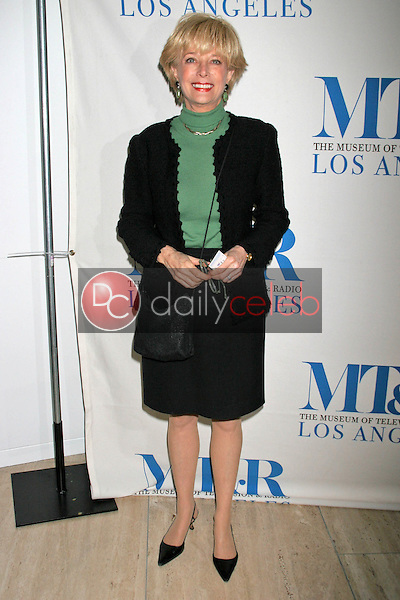 Lesley Stahl<br />at the Museum of Television and Radio's Presentation of &quot;She Made It: Women Creating Television and Radio&quot;. Museum of Television and Radio, Los Angeles, CA. 12-05-06<br />Dave Edwards/DailyCeleb.com 818-249-4998