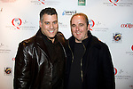Michael Attardi Director of Once Upon  a Christmas Village, & Paul Hanes, The Truth about Women's Mass Destruction