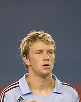 Colorado Rapids forward Jacob Peterson (15). The New England Revolution defeated the Colorado Rapids, 1-0, at Gillette Stadium in Foxboro, MA on September 29, 2007.