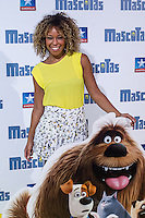 Guest during the premiere of  Mascotas at Kinepolis cinema in Madrid. July 21, 2016. (ALTERPHOTOS/Rodrigo Jimenez) /NORTEPHOTO.COM