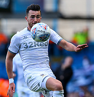 Leeds United's Jack Harrison<br /> <br /> Photographer Alex Dodd/CameraSport<br /> <br /> The EFL Sky Bet Championship - Leeds United v Swansea City - Saturday 31st August 2019 - Elland Road - Leeds<br /> <br /> World Copyright © 2019 CameraSport. All rights reserved. 43 Linden Ave. Countesthorpe. Leicester. England. LE8 5PG - Tel: +44 (0) 116 277 4147 - admin@camerasport.com - www.camerasport.com