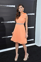 Blanca Blanco at the Los Angeles premiere of Interstellar at the TCL Chinese Theatre, Hollywood.<br /> October 26, 2014  Los Angeles, CA<br /> Picture: Paul Smith / Featureflash