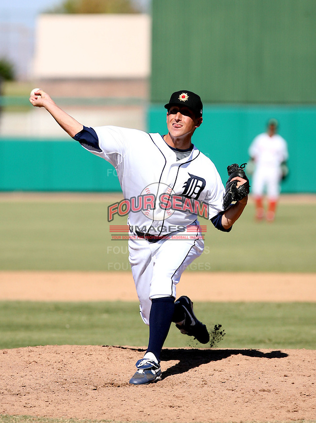 Zach Simons / Mesa Solar Sox 2008 Arizona Fall League..Photo by:  Bill Mitchell/Four Seam Images