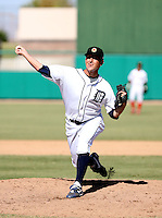 Zach Simons / Mesa Solar Sox 2008 Arizona Fall League..Photo by:  Bill Mitchell/Four Seam Images