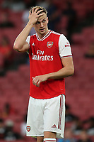 Rob Holding of Arsenal during Arsenal Under-23 vs Everton Under-23, Premier League 2 Football at the Emirates Stadium on 23rd August 2019