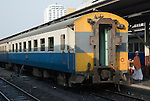 Train Thailand