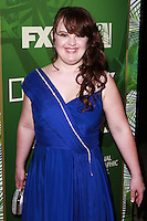 LOS ANGELES, CA, USA - AUGUST 25: Jamie Brewer at the FOX, 20th Century FOX Television, FX Networks And National Geographic Channel's 2014 Emmy Award Nominee Celebration held at Vibiana on August 25, 2014 in Los Angeles, California, United States. (Photo by David Acosta/Celebrity Monitor)
