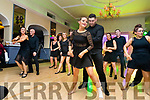 Dancers at the John Mitchels GAA 'Strictly Come Dancing' at Ballygarry House Hotel on Sunday night.