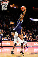Wednesday, January 4, 2016: Georgetown Hoyas guard Rodney Pryor (23) goes high on the way to the basket during the NCAA basketball game between the Georgetown Hoyas and the Providence Friars held at the Dunkin Donuts Center, in Providence, Rhode Island. Providence defeats Georgetown 76-70 in regulation time. Eric Canha/CSM