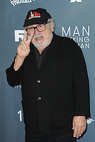 www.acepixs.com<br /> <br /> January 3 2017, LA<br /> <br /> Actor Danny DeVito arriving at the premiere of FXX's 'It's Always Sunny In Philadelphia' Season 12 and 'Man Seeking Woman' Season 3 at the Fox Bruin Theatre on January 3, 2017 in Los Angeles, California. <br /> <br /> By Line: Peter West/ACE Pictures<br /> <br /> <br /> ACE Pictures Inc<br /> Tel: 6467670430<br /> Email: info@acepixs.com<br /> www.acepixs.com