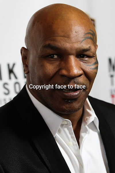 """Mike Tyson attending the """"Mike Tyson: Undisputed Truth"""" Los Angeles Opening Night held at The Pantages Theatre on March 8, 2013 in Hollywood, California. ..Credit: MediaPunch/face to face..- Germany, Austria, Switzerland, Eastern Europe, Australia, UK, USA, Taiwan, Singapore, China, Malaysia and Thailand rights only -"""