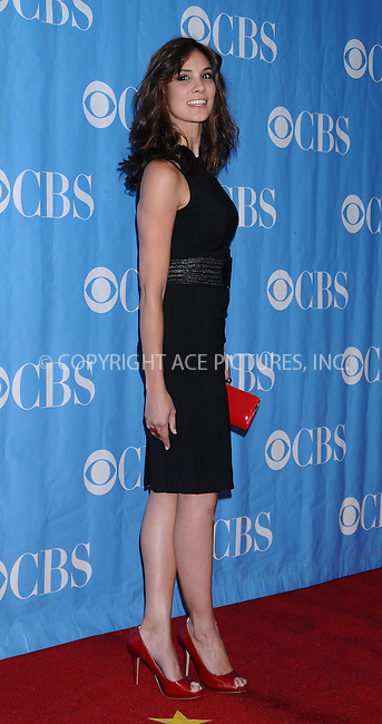 WWW.ACEPIXS.COM . . . . . ....May 20 2009, New York City....Daniella Ruah at the 2009 CBS Upfront at Terminal 5 in Manhattan on May 20, 2009 in New York City.....Please byline: AJ SOKALNER - ACEPIXS.COM.. . . . . . ..Ace Pictures, Inc:  ..tel: (212) 243 8787 or (646) 769 0430..e-mail: info@acepixs.com..web: http://www.acepixs.com