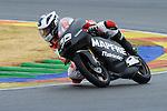 Test Moto2 y Moto3 en Valencia<br /> juanfran guevara<br /> PHOTOCALL3000