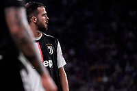 Miralem Pjanic of Juventus <br /> Torino 01/10/2019 Juventus Stadium <br /> Football Champions League 2019//2020 <br /> Group Stage Group D <br /> Juventus - Leverkusen <br /> Photo Federico Tardito / Insidefoto