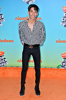 LOS ANGELES, CA. March 23, 2019: Justice Carradine at Nickelodeon's Kids' Choice Awards 2019 at USC's Galen Center.<br /> Picture: Paul Smith/Featureflash
