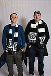'Spectators and Supporters, Edinburgh City Versus Elgin City, 25th March, 2017.'<br /> <br /> Photograph by Colin McPherson<br /> <br /> Colin McPherson is a professional photographer and football fan. 25th March, 2016 marked the last occasion he attended a match at the Commonwealth Stadium at Meadowbank in Edinburgh before the stadium was knocked down and redeveloped. He had been watching football and taking photographs for 41 years, since the first game he attended there in 1976.