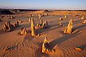 The Pinnacles in Nambung National Park, Western Australia