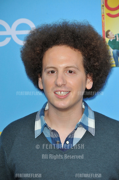 """Glee"" star Josh Sussman at the season two premiere screening & party for ""Glee"" at Paramount Studios, Hollywood..September 7, 2010  Los Angeles, CA.Picture: Paul Smith / Featureflash"