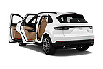 Car images close up view of a 2019 Porsche Cayenne Base 5 Door SUV doors