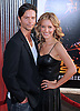 """KADEE STRICKLAND AND JASON BEHR.attends the World Premiere of """"Real Steel"""" at the Gibson Amphitheatre, Universal City, California_02/10/2011.Mandatory Photo Credit: ©Crosby/Newspix International. .**ALL FEES PAYABLE TO: """"NEWSPIX INTERNATIONAL""""**..PHOTO CREDIT MANDATORY!!: NEWSPIX INTERNATIONAL(Failure to credit will incur a surcharge of 100% of reproduction fees).IMMEDIATE CONFIRMATION OF USAGE REQUIRED:.Newspix International, 31 Chinnery Hill, Bishop's Stortford, ENGLAND CM23 3PS.Tel:+441279 324672  ; Fax: +441279656877.Mobile:  0777568 1153.e-mail: info@newspixinternational.co.uk"""