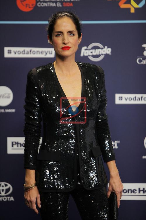 Los 40 MUSIC Awards 2016 - Photocall.<br /> Carolina Herrera.