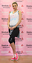 Miranda Kerr attends a Reebok yoga workshop