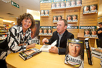 Paul Carbury Book signing easons
