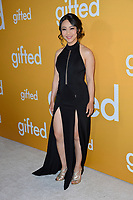 Actress Jona Xiao at the premiere for &quot;Gifted&quot; at The Grove. Los Angeles, USA 04 April  2017<br /> Picture: Paul Smith/Featureflash/SilverHub 0208 004 5359 sales@silverhubmedia.com