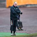 Montrose manager Stuart Garden.