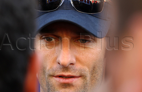 07.10.2010 Australian driver Mark Webber of Red Bull Racing at Suzuka Circuit in Suzuka, Japan. The 2010 Formula 1 Japanese Grand Prix is held on 10 October.