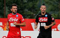 Marek Hamsik  durante il  ritiro precampionato del SSC Napoli a Dimaro<br />  05 Luglio  2017