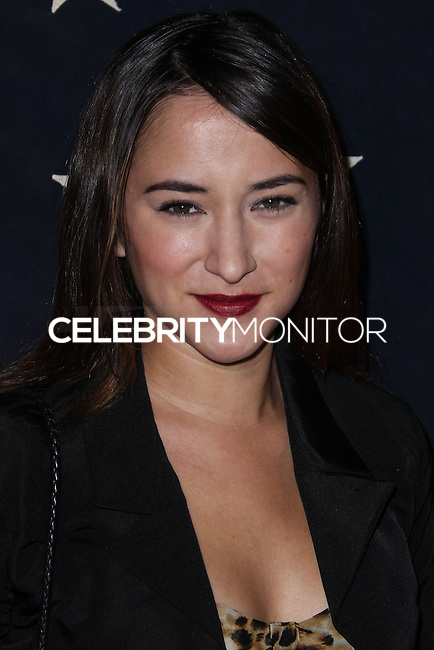 WEST HOLLYWOOD, CA - NOVEMBER 01: Zelda Williams at Nylon Magazine November 2013 Issue Party held at Sunset Marquis Hotel & Villas on November 1, 2013 in West Hollywood, California. (Photo by Xavier Collin/Celebrity Monitor)