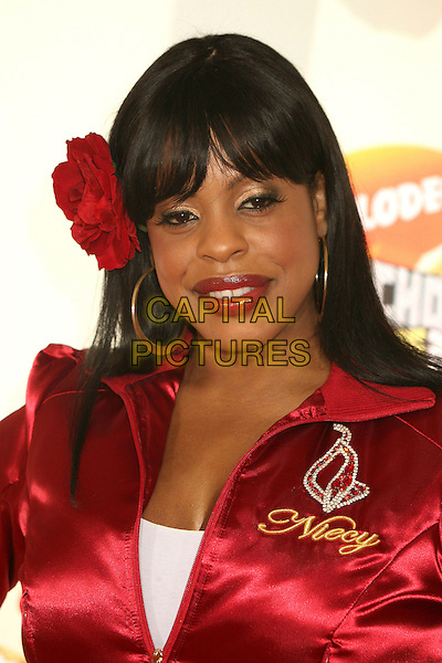 NICEY NASH.Nickelodeon's 20th Annual Kids' Choice Awards at UCLA's Pauley Pavilion, Westwood, California , USA,  .31 March 2007..portrait headshot.CAP/ADM/BP.©Byron Purvis/AdMedia/Capital Pictures.