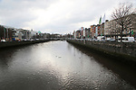 River Liffey city centre, Dublin, Ireland, Irish Republic
